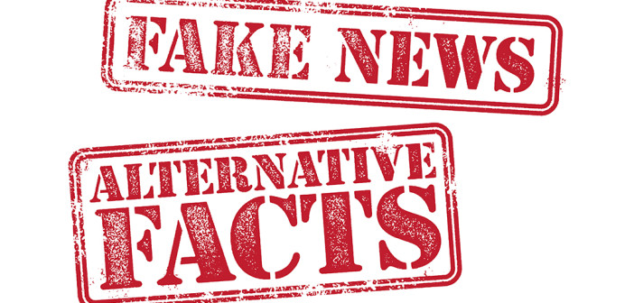 Alternative Fakten – Fake News © squarelogo / shutterstock.com