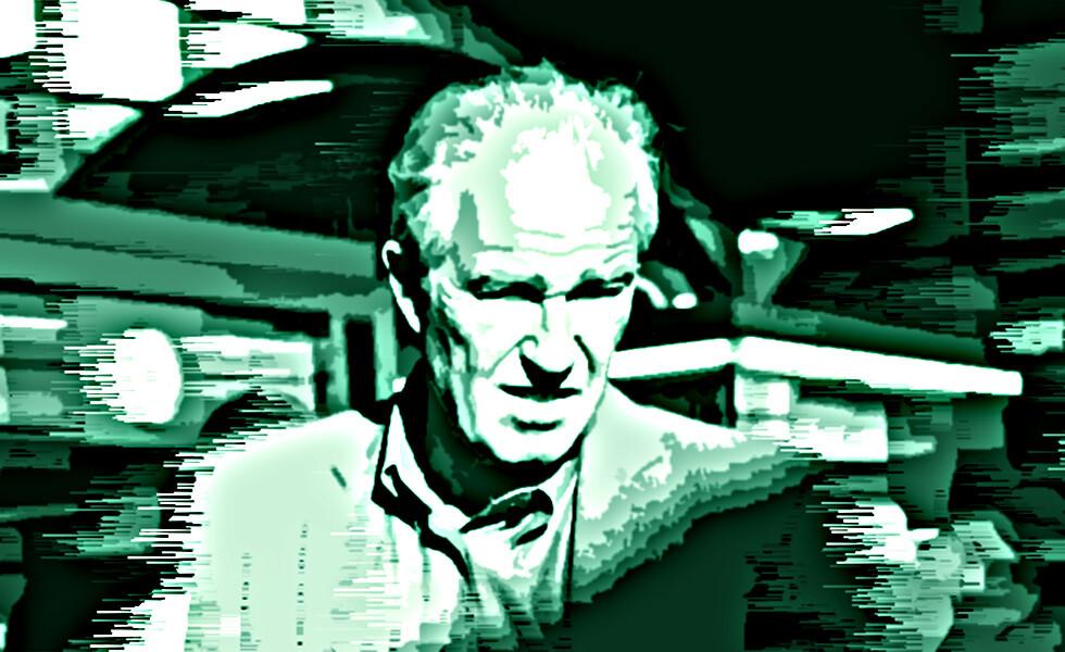 Computergrafik zum Thema Ältere Männer und Stress. Quelle: Zür'cher Straßen / flickr.com CC2.0