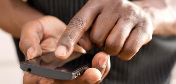 TERA ermöglicht das Versenden von SMS- Nachrichten ohne Telefonnummern. Jeder, der zum Versandzeitpunkt sein Handy eingeschaltet hat, bekommt eine SMS. © photka / shutterstock.com
