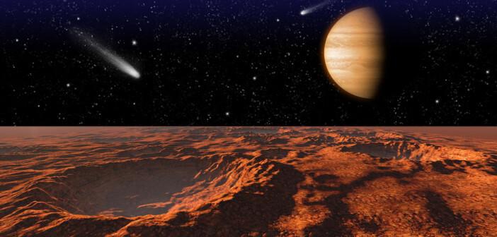"""Die niederländischen Stiftung """"Mars One"""" startet 2018 eine Rakete zum Mars. © Flashinmirror / shutterstock.com"""