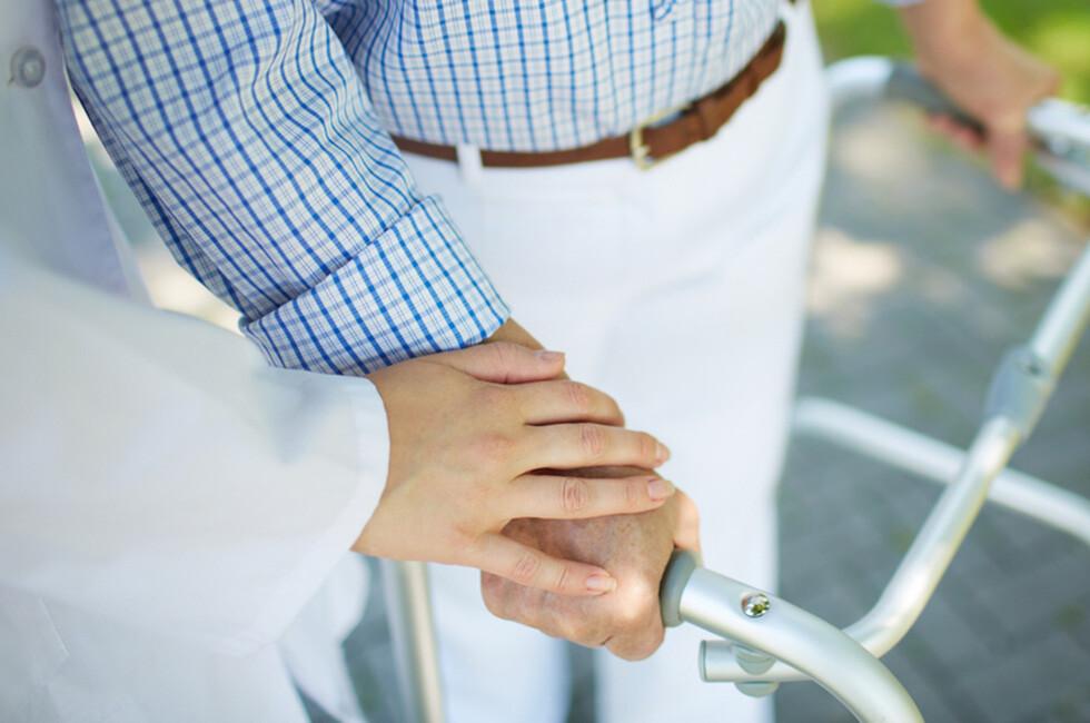 Frühe Maßnahmen zur Neurorehabilitation verbessern die Chancen der Patienten auf eine gute oder sogar vollständige Erholung. © Pressmaster / shutterstock.com
