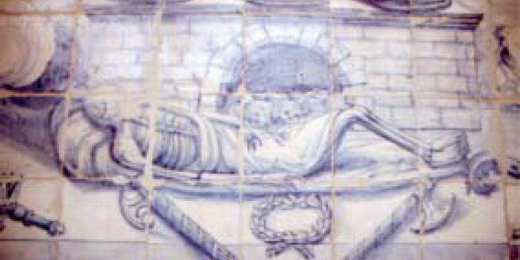 Darstellungsbeispiel: Brasilianischer Barock, Salvador, Bahia