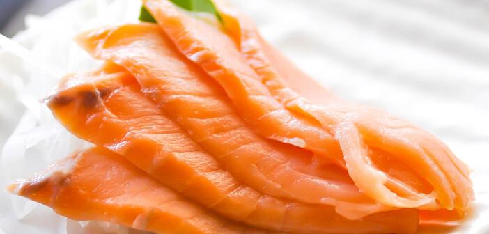 Lachs als ideales Frühstück bei Diabetes hilft gegen Zuckerspitzen. © Job Narinnate / shutterstock.com
