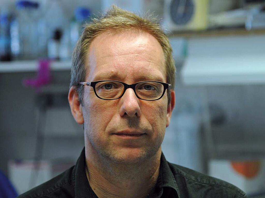 Immunologe Univ.-Prof. Dr. Andreas Diefenbach möchte mit seiner aktuellen Arbeit das weitverbreitete Rotavirus bekämpfen. © Universitätsmedizin der Johannes Gutenberg-Universität Mainz