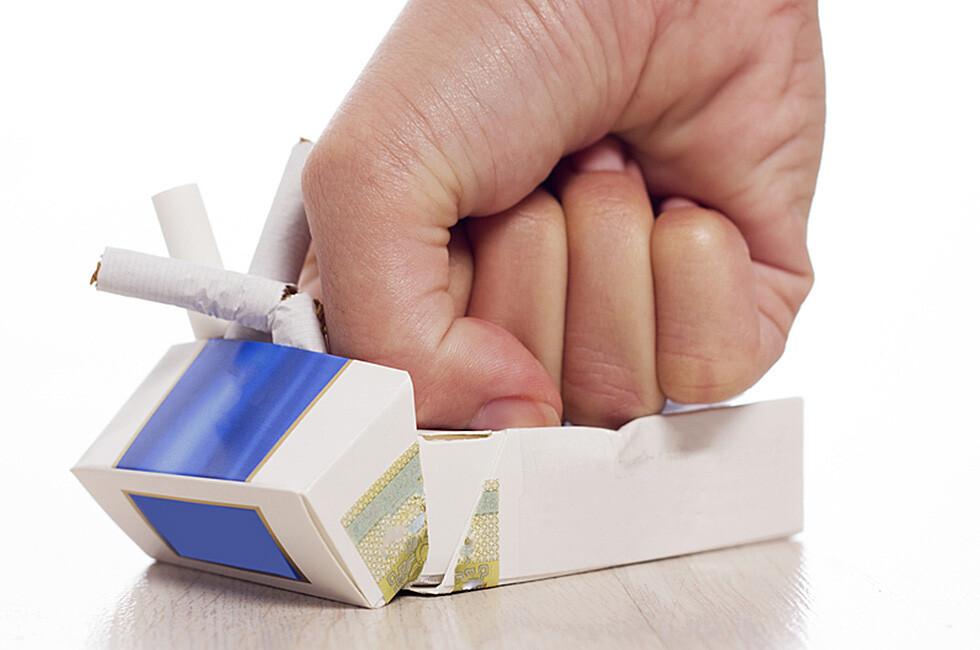 Rauchverbot senkt Alkoholkonsum. © Seanika / shutterstock.com