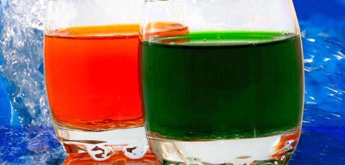 Alkohol und Energydrinks ist eine beliebte Mischung. © cooperr shutterstock