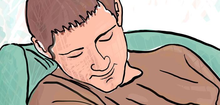 Schlafmangel und Blutdruckerhöhung: Zu wenig Schlaf über einen längeren Zeitraum kann zu nächtlicher Blutdruckerhöhung führen. © Tatyana777 / shutterstock.com