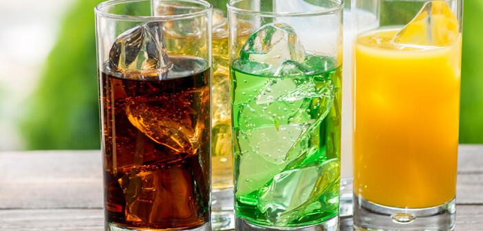 Seit langem ist bekannt, dass Fructose Nebenwirkungen macht. Speziell Limonaden und Fruchtsäfte werden häufig mit Fructose gesüsst. © abc7 / shutterstock.com