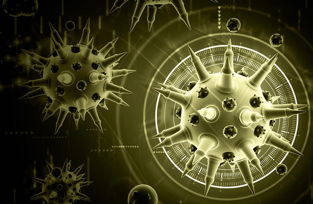 Frühzeitig einen hochpathogenen Grippevirus erkennen, ist bedeutend zur Verhinderung von Pandemien. © Creations / shutterstock.com