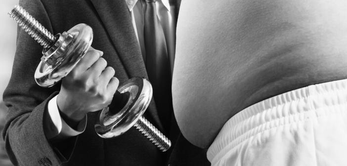 Krafttraining mehrmals wöchentlich hilft bei der Senkung der gegen Blutdruckwerte. © Sisacorn / shutterstock.com