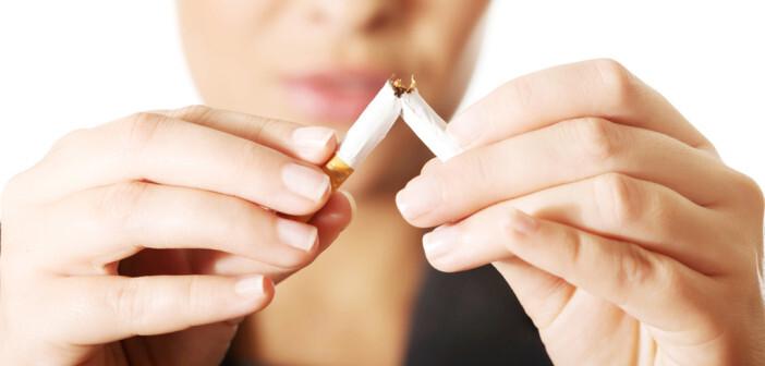 Rauchen stoppen © Piotr Marcinski / shutterstock.com