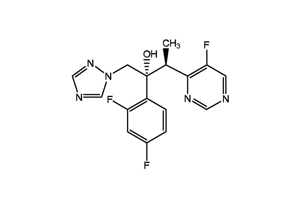 Voriconazol wird gegen bedrohliche invasive Mykosen eingesetzt.