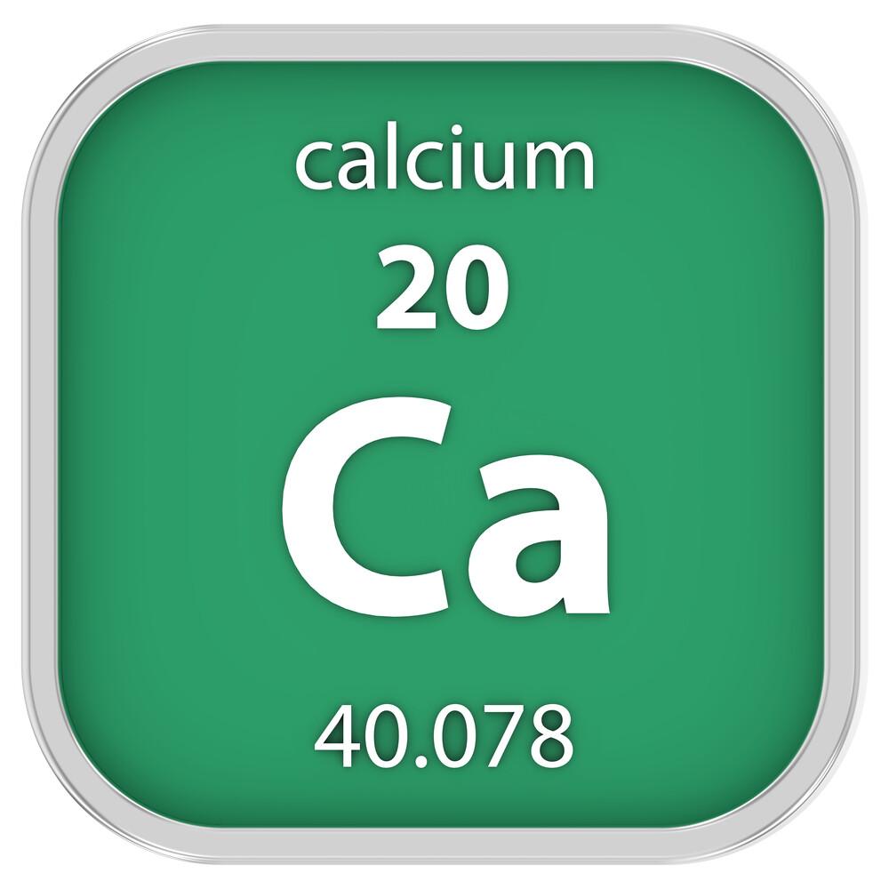 Günstig wirkt Calcium in der Milch, hingegen ist Calcium in Pflanzen schlechter verwertbar. © Nuno Andre / shutterstock.com