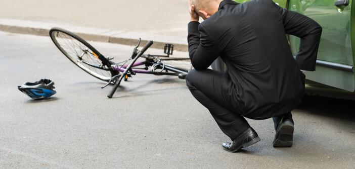 Vermeidung von Radunfällen. © Andrey_Popov / shutterstock.com