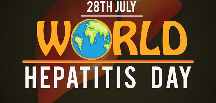 Der Welt-Hepatitis-Tag soll zu den Themen Hepatitis B und Hepatitis C aufklären und zu Prävention, Diagnose und Behandlung ermutigen. Seit 2011 wird er am 28. Juli begangen. © awsome design studio / shutterstock.com