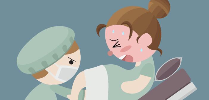 Kontrolle von Geburtsschmerz durch Schmerzpumpe bei Geburt: ein innovatives Schmerzpumpensystem soll gebärenden Müttern bessere Kontrolle über ihr Schmerzmanagement geben. © Fairmacy / shutterstock.com