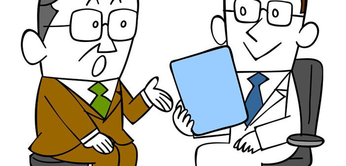 Erst typische Beschwerden des Klimakterium virile bringen Mann dazu, einen Urologen aufzusuchen, der sich dann mit dem männlichen Hormonhaushalt beschäftigen muss. © haru natsu kobo / shutterstock.com