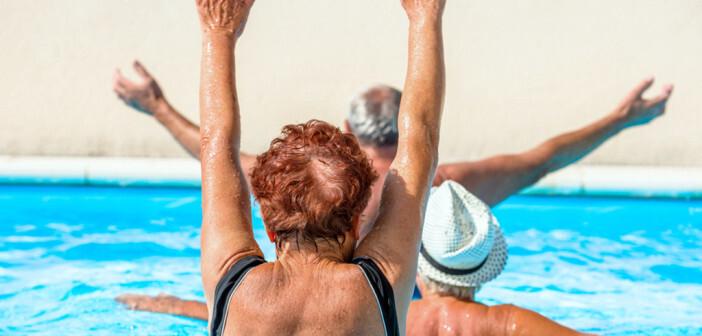 Sport verbessert die Hirnfunktion bei Gesunden der Altergruppe 65+ laut der vorliegenden Studie. © pixinoo / shutterstock.com