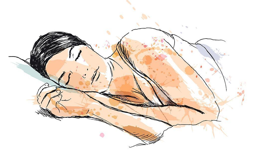 Schlaf © onot / shutterstock.com
