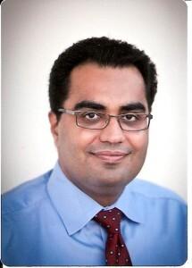 Gurinder Singh, Hauptautor der Studie, erforschte psychische Probleme bei COPD. © The University of Texas Medical Branch at Galveston