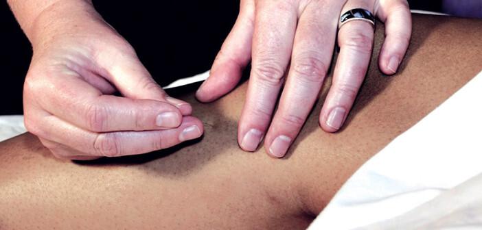 Vierzig Krankheiten und Beschwerden wurden von der Weltgesundheitsorganisation WHO definiert, für die nach europäischen Gesichtspunkten die Heilmethode Akupunktur geeignet erscheint. © Cora-Reed / shutterstock.com