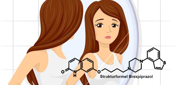 Brexpiprazol ist ein antipsychotischer Wirkstoff aus der Gruppe der atypischen Neuroleptika. © Lorelyn Medina / shutterstock.com