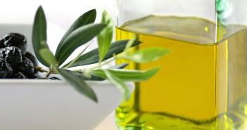 Natives Olivenöl, Ölsäure, Oleuropein und Hydroxytyrosol