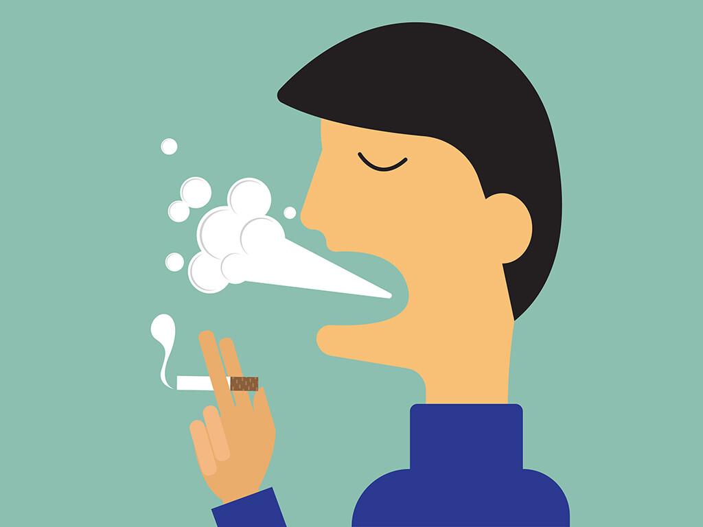Zigarettenrauchen und Diabetes Typ-2 © Ph_Dabphimsri / shutterstock.com