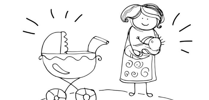 """Das diesjährige Motto der Weltstillwoche vom 28.9. bis 4.10.2015 lautete """"Stillen und Beruf - gemeinsam geht's!"""", wobei auch das Thema Stillen in der Öffentlichkeit fokussiert wurde. © daughterofthesun / shutterstock.com"""