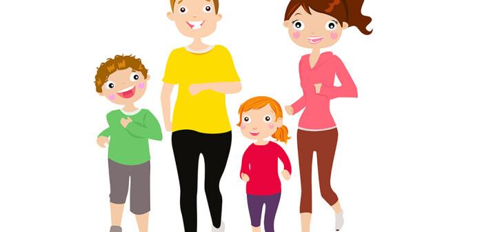 Prävention gegen Herz-Kreislauf-Erkrankungen sollte im Kindesalter beginnen. © suerz / shutterstock.com