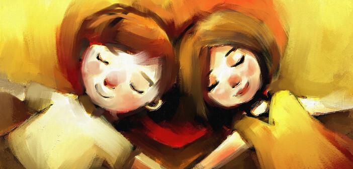 Bei ähnlichem Chronotyp ist der Paarschlaf und die Beziehung besser. © Archv / shutterstock.com