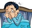 Fatigue, Insomnien und Schlafstörungen können Folge von Schichtdienst und Ursache und Konsequenz von organischen Erkrankungen sein. © Sign N Symbol Production / shutterstock.com