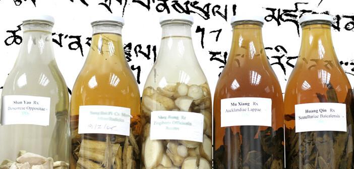 Die tibetische Medizin mit seinen Heilpflanzen und Vielstoffgemischen ist seit Jahrtausenden anerkannt. © paul prescott / shutterstock.com