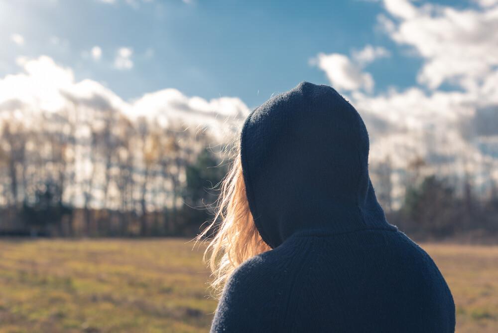 Depression bei Kindern und Jugendlichen © JonikFoto.pl / shutterstock.com