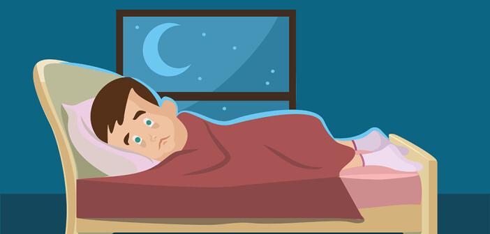 Es mehren sich die Hinweise, dass Schlafstörungen Demenz vorhersagen könnten. © Pretty Vectors / shutterstock.com