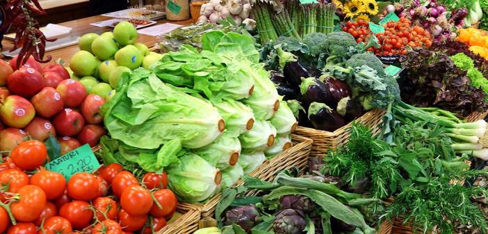 Bei der Ernährung nach den fünf Elementen sollen grundsätzlich die in der jeweiligen Region wachsenden Nahrungsmittel verzehrt werden. © Tupungato / shutterstock.com