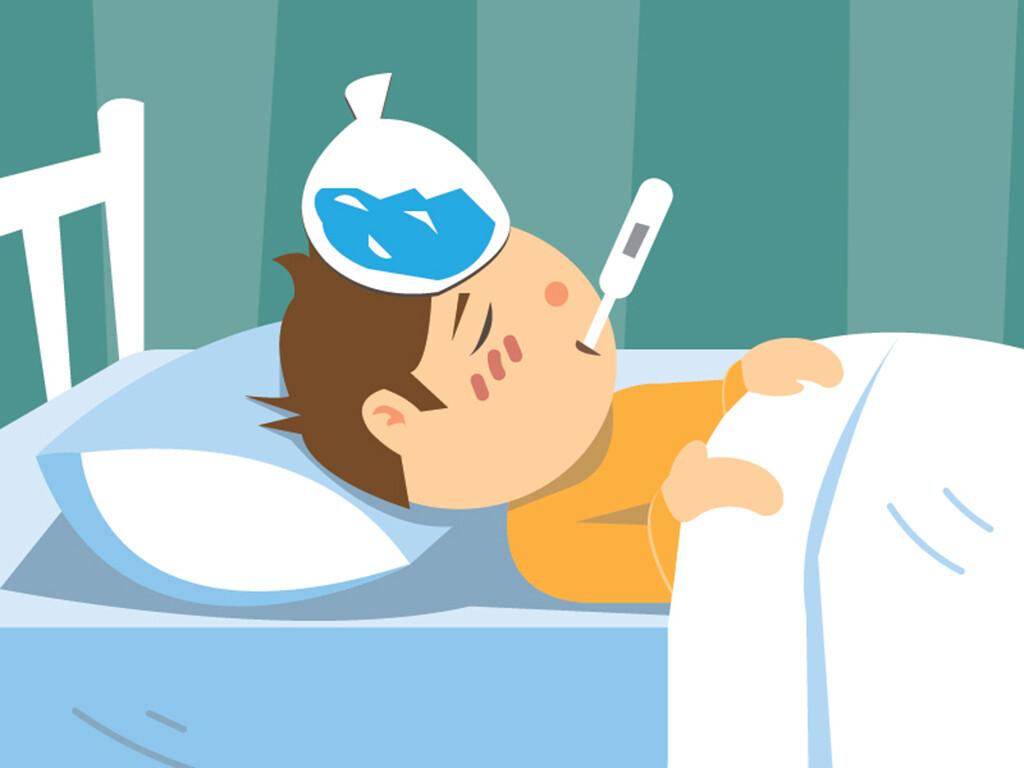 Fieber bei Kindern aktiviert die körpereigenen Immunkräfte, vor allem gegen Virus-Infektionen ist Fieber bei Kindern besonders wirksam. © Worrawoot Saengrueang / shutterstock.com