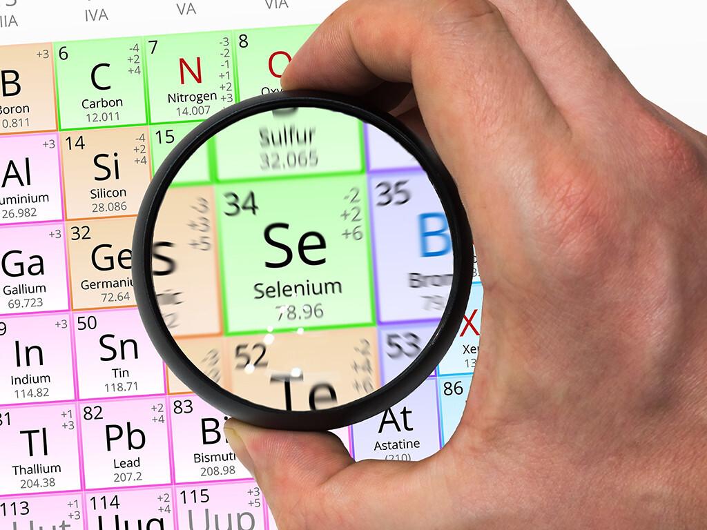 Die antioxidative Wirkung von Selen ist mit der von Vitamin E synergistisch. © vchal / shutterstock.com