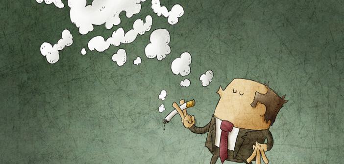 Tabakrauchen ist bei sehr vielen Todesfällen mitverantwortlich. © JrCasas / shutterstock.com