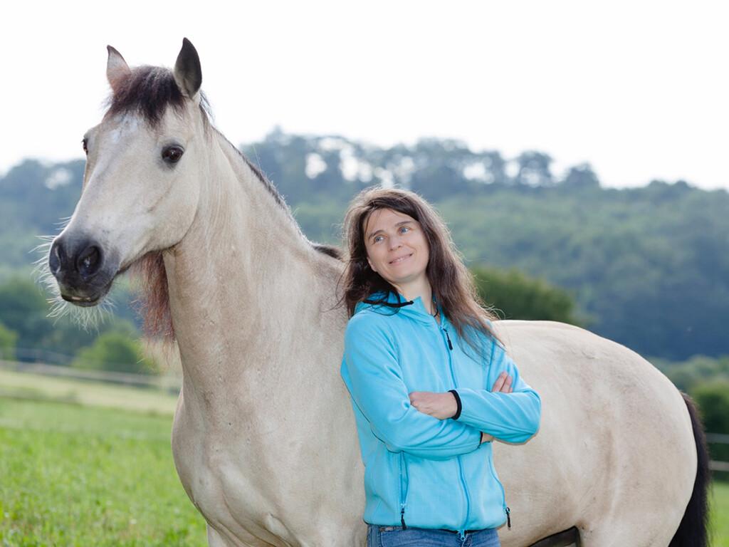Therapie mit Pferden2