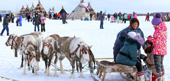 Trotz fett- und cholesterinreicher Ernährung haben Eskimos eine hervorragende Herzgesundheit. Ihre Lösung: Omega-3-Fettsäuren. © Grigorii Pisotsckii / shutterstock.com