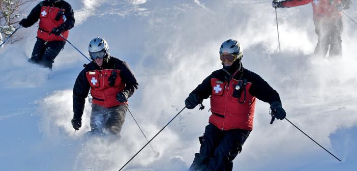 Pro Saison gibt es zehntausende Ski-Unfälle beim alpinen Skilauf. © DennyMont / flickr Creative Commons