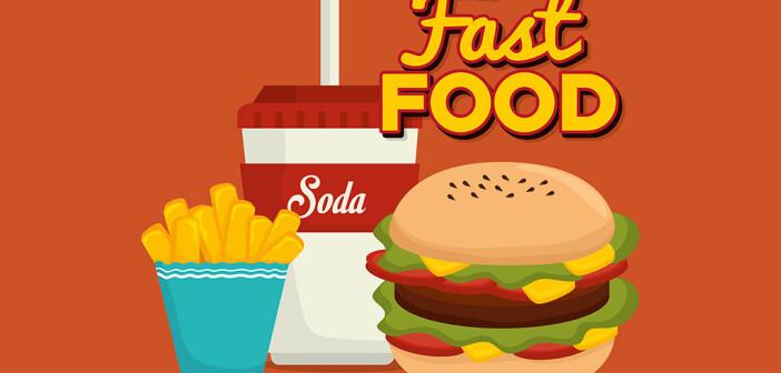 Vor allem bei Jugendlichen ist der Besuch im Fast Food Restaurant schon längst eine Selbstverständlichkeit. © Studio_G / shutterstock.com