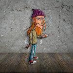 Konsum von CannabisundSensation Seeking sowie Belohnungsempfänglichkeit stehen jeweils in engem Zusammenhang – was nunan 4.000 Jugendlichen untersucht wurde. © Anton Brand / PongMoji / shutterstock.com