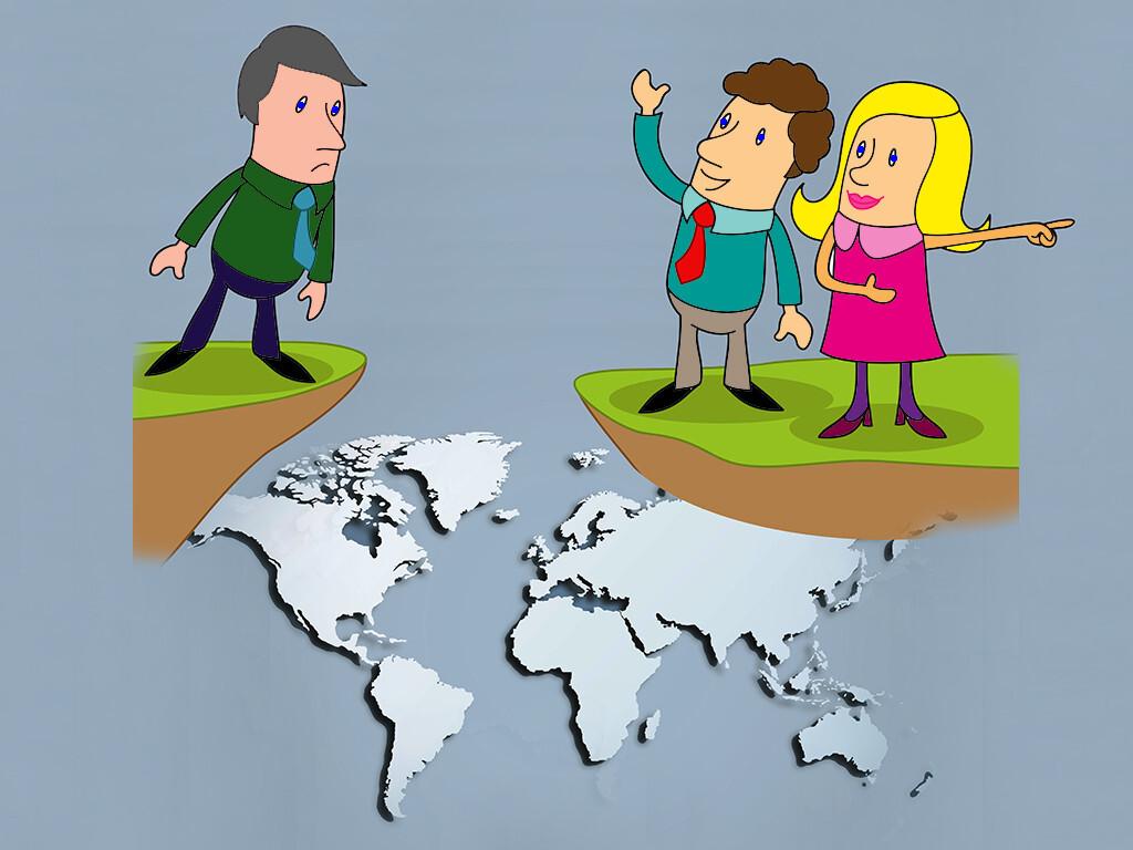 »World Values Survey« ist die erste Studie, die Menschen von jung bis alt über einen längeren Zeitraum befragt, um Änderungen in der Risikobereitschaft zu untersuchen. © Rudie / Strummer / Brazzik / shutterstock.com