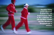 Körperliche Aktivität soll grundsätzlich die motorische Koordination verbessern und die Muskelkraft zur Bewältigung der physischen Alltagsbelastungen erhöhen.