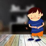 Hygiene ist eine wichtige Maßnahme gegen Durchfall bei Kindern – vor allemauch auf Reisen. © Dreamerdesign / Sophon Mungmeetanawong / shutterstock.com; Montage AFCOM