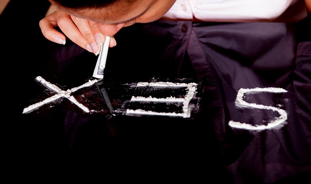 Hypersexualität sehen die Therapeuten oft in Verbindung mit dem Konsum von Kokain. © Andrey_Popov / shutterstock.com