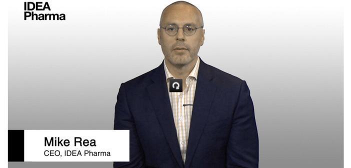 Mike Rea, der CEO von IDEA Pharma im Video zum Productive Innovation Index.
