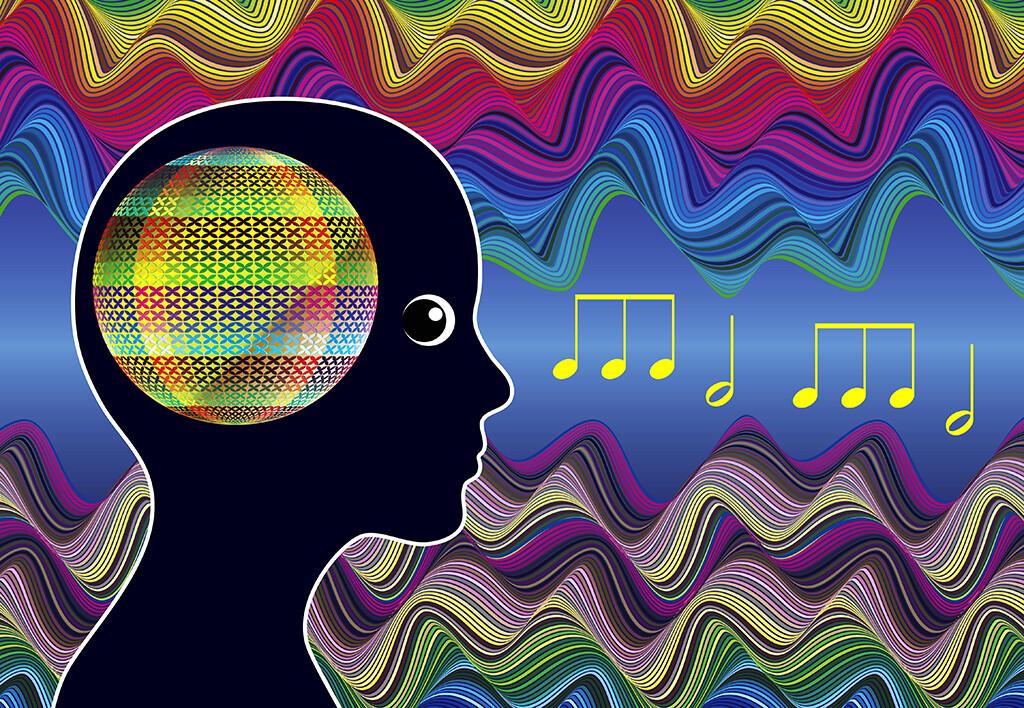 Die Auswirkungen der rezeptiven Musikmedizin auf die Gehirn-, Nerven- und Herzfunktionen wurde in zahlreichen internationalen Studien wissenschaftlich nachgewiesen. © Sangoiri / shutterstock.com